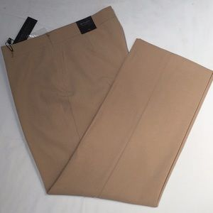 Lane Bryant Nude Straight Fit Pants Size 16